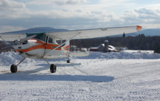 Colorado flight school Winter condition flying