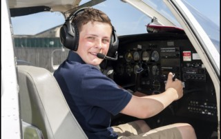 teenage flight training lessons in Colorado